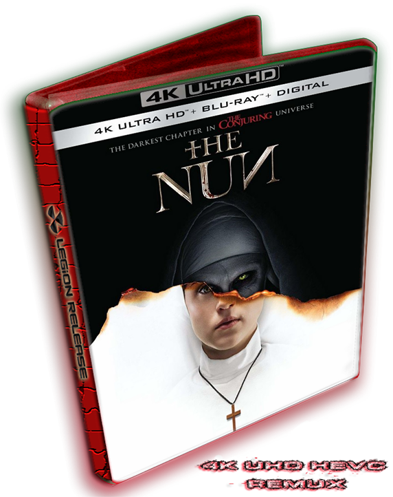 The Nun 2018 REMUX 2160p BluRay UHD HDR HEVC TrueHD DTS HD